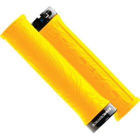 Race Face Half Nelson Grips yellow